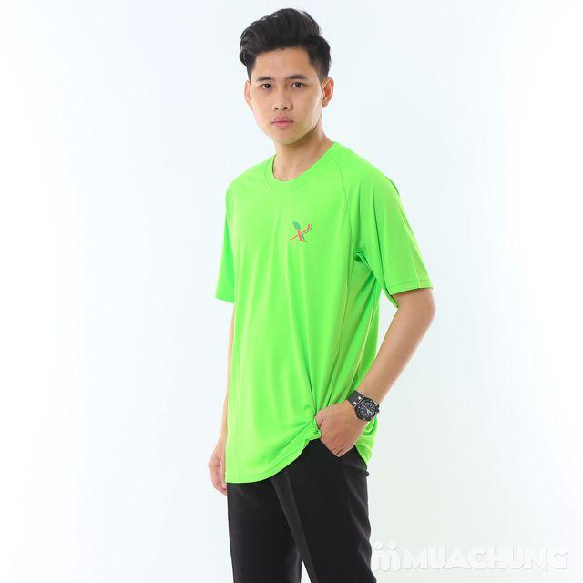 Áo phông nam cổ tròn chống tia UV Xinxin  - 8
