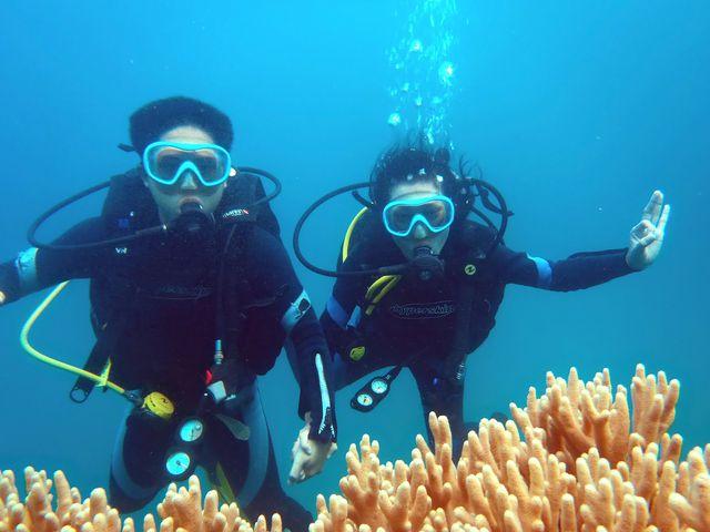 Câu cá -Lặn Bình khí - Khám phá Nam Đảo Phú Quốc 1 Ngày - 7