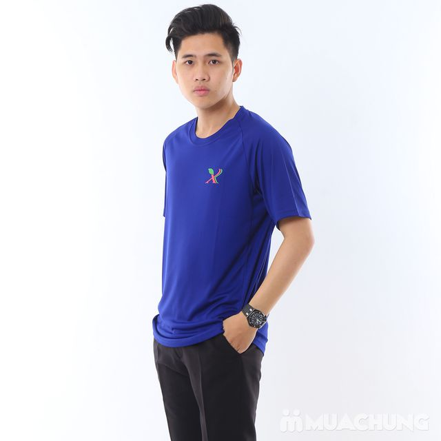 Áo phông nam cổ tròn chống tia UV Xinxin  - 11
