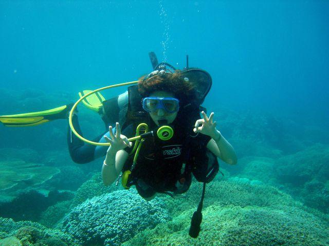 Câu cá -Lặn Bình khí - Khám phá Nam Đảo Phú Quốc 1 Ngày - 6