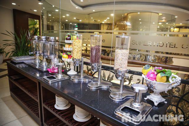Set bánh + trà/ café tự chọn Super Hotel Candle 4* - 19