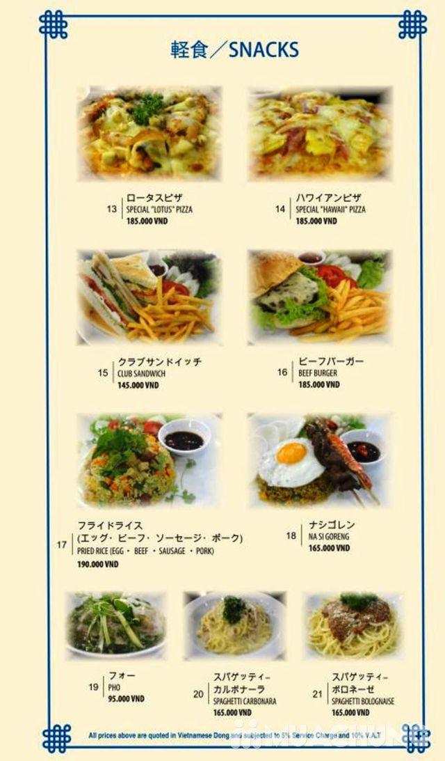 Voucher giảm giá dịch vụ ăn, uống Skyline Bar 4* Khách sạn Super Hotel Candle - 32