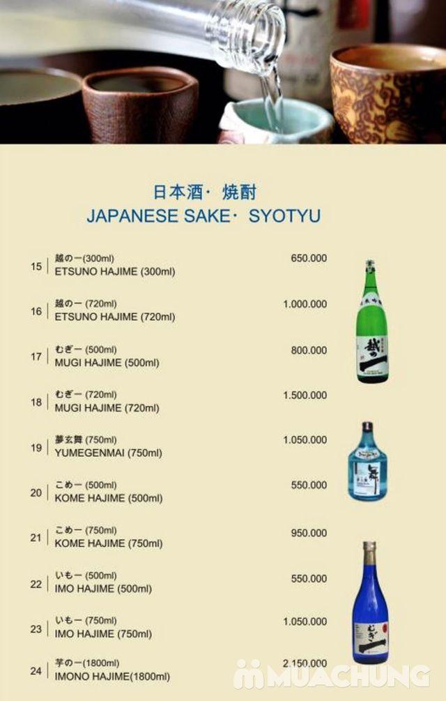 Voucher giảm giá dịch vụ ăn, uống Skyline Bar 4* Khách sạn Super Hotel Candle - 35