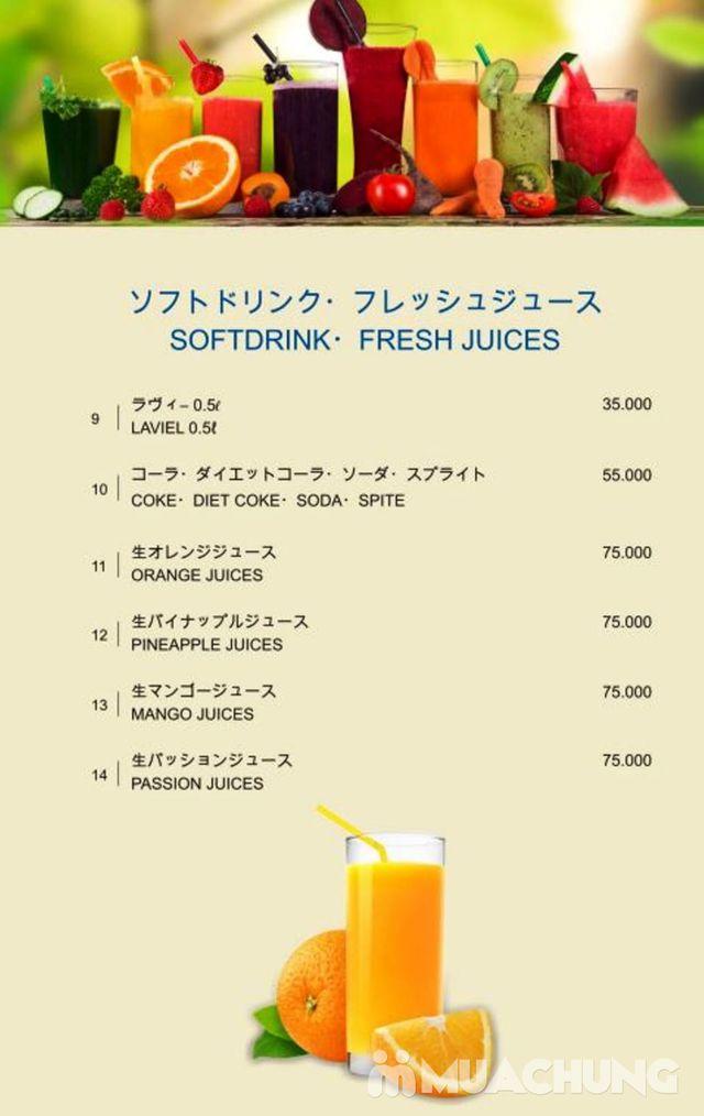 Voucher giảm giá dịch vụ ăn, uống Skyline Bar 4* Khách sạn Super Hotel Candle - 34