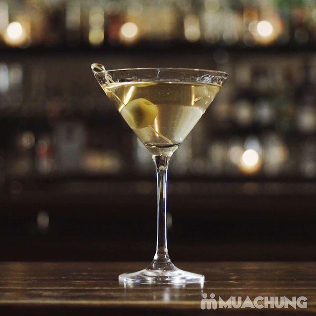 Voucher giảm giá dịch vụ ăn, uống Skyline Bar 4* Khách sạn Super Hotel Candle - 18