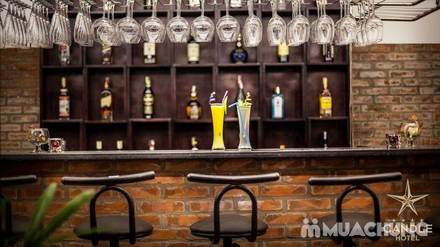 Voucher giảm giá dịch vụ ăn, uống Skyline Bar 4* Khách sạn Super Hotel Candle - 4