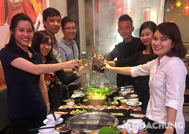 Buffet Trưa Lẩu Hong Kong Đặc Sắc Tại Nhà Hàng Lan Kwai Fong - Menu VIP - 3