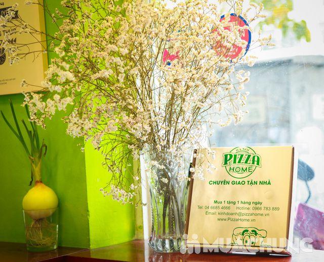 Pizza chuẩn ngon tại Pizza Home - Tặng 2 đồ uống - 2