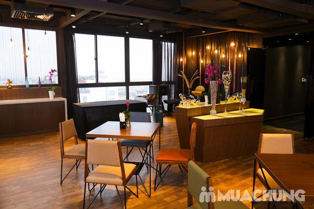 Set ăn Âu 4* cao cấp Authentic Panorama Restaurant - 20