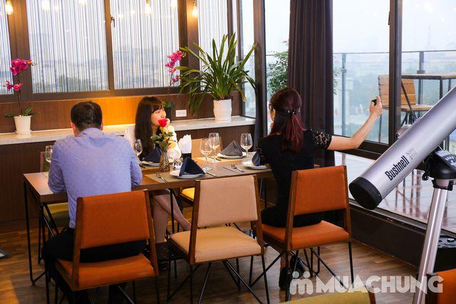 Set ăn Âu 4* cao cấp Authentic Panorama Restaurant - 7