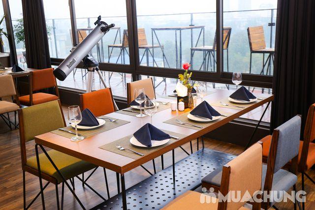 Set ăn Âu 4* cao cấp Authentic Panorama Restaurant - 25