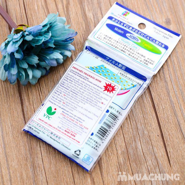 3 gói giấy thấm dầu Jomi Nhật Bản (70 tờ/1 gói) - 3