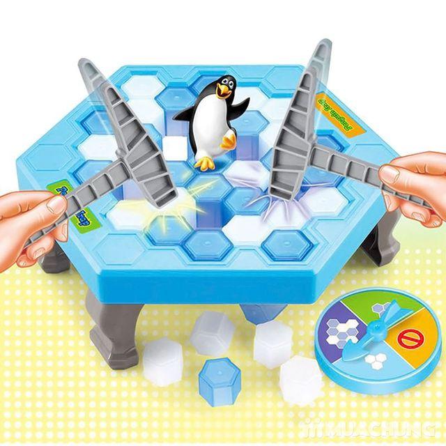 Trò chơi Bẫy chim cánh cụt Penguin Trap cực HOT - 6