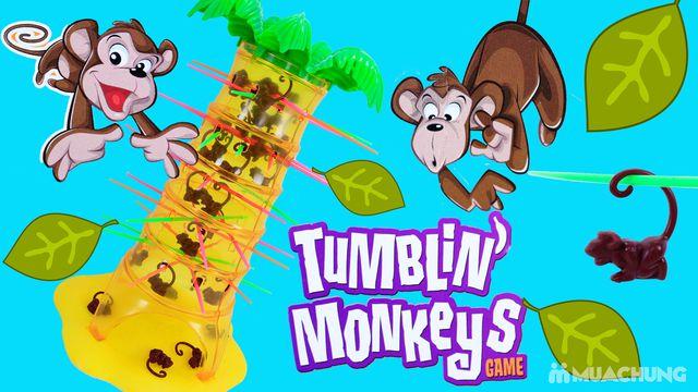 Bộ trò chơi rút khỉ Falling Monkeys - 3