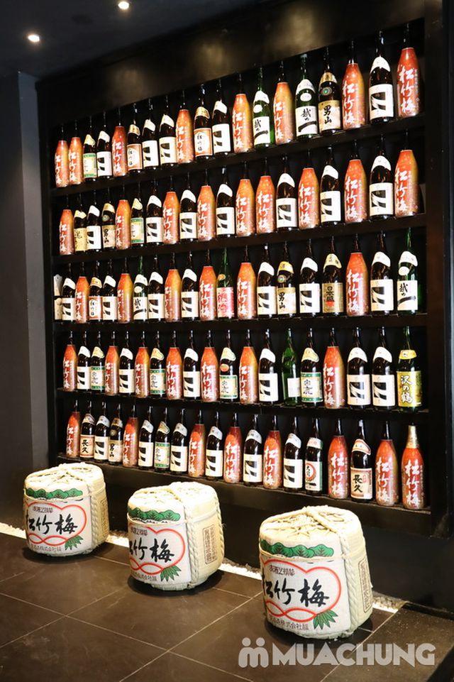 Voucher giảm giá toàn menu - NH Nhật Mio Izakaya - 3