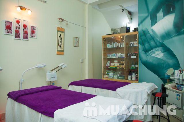 Massage body bấm huyệt đá nóng, tinh dầu oải hương Minh Tue's Beauty Salon - 19