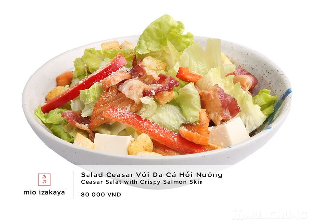 Voucher giảm giá toàn menu - NH Nhật Mio Izakaya - 28