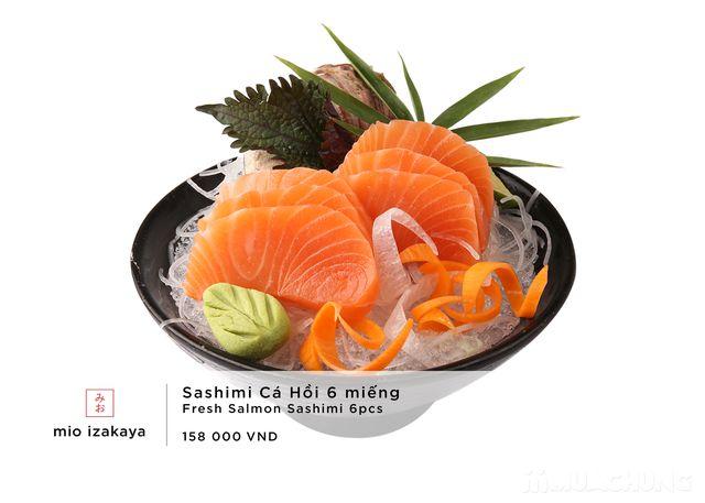 Voucher giảm giá toàn menu - NH Nhật Mio Izakaya - 35