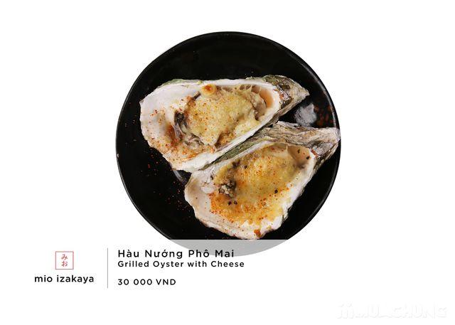 Voucher giảm giá toàn menu - NH Nhật Mio Izakaya - 21