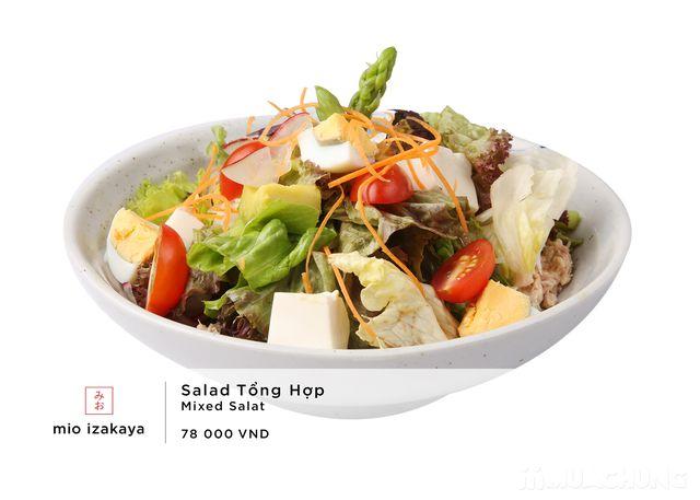 Voucher giảm giá toàn menu - NH Nhật Mio Izakaya - 31