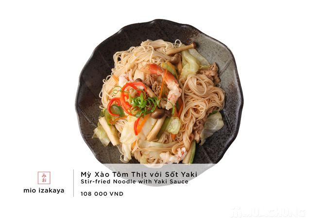 Voucher giảm giá toàn menu - NH Nhật Mio Izakaya - 23