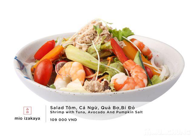Voucher giảm giá toàn menu - NH Nhật Mio Izakaya - 30