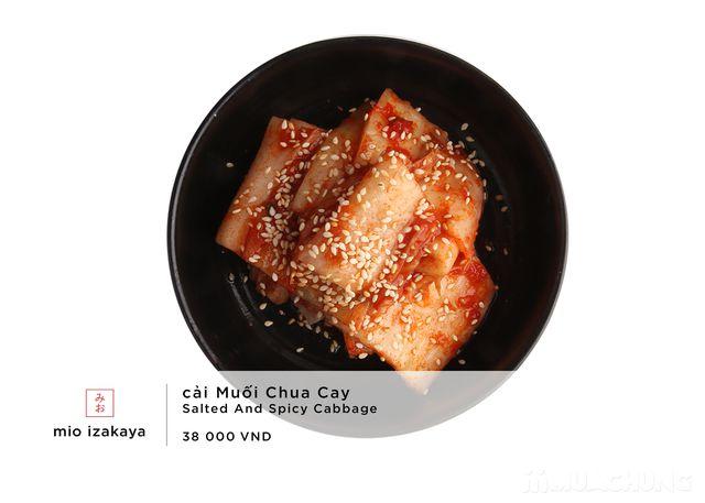 Voucher giảm giá toàn menu - NH Nhật Mio Izakaya - 13