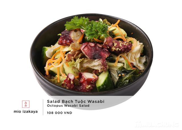 Voucher giảm giá toàn menu - NH Nhật Mio Izakaya - 26