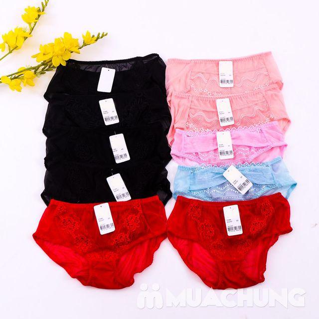 Combo 10 quần lót ren lưới quyến rũ cho bạn gái - 3