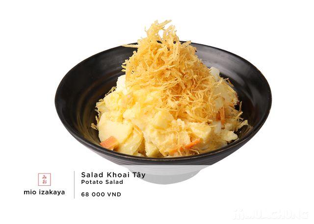 Voucher giảm giá toàn menu - NH Nhật Mio Izakaya - 27
