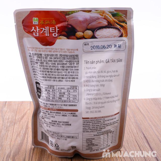 Gà tần sâm bổ dưỡng nhập khẩu Hàn Quốc (gói 900g) - 5
