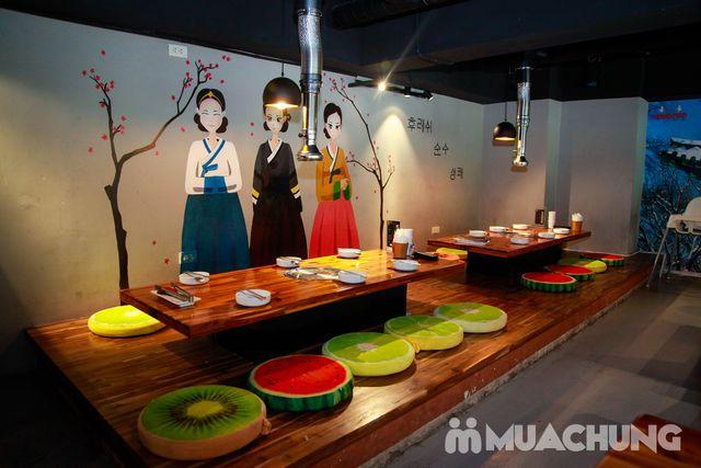 Buffet nướng lẩu chuẩn vị Hàn Quốc Tengcho BBQ - 43