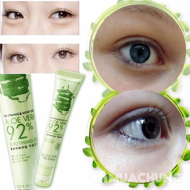 Tuýp lăn nha đam trị thâm quầng mắt & mỏi mắt - 5
