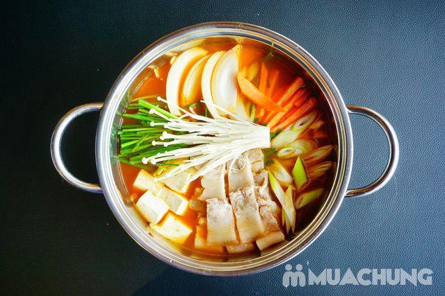 Buffet nướng lẩu chuẩn vị Hàn Quốc Tengcho BBQ - 33