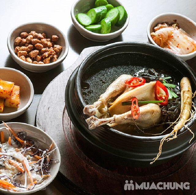 Gà tần sâm bổ dưỡng nhập khẩu Hàn Quốc (gói 900g) - 2