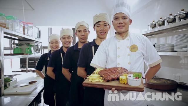 Lẩu riêu cua bắp bò, chả cá lăng Hong Kong cho 4N - 2