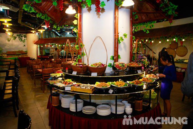 Thưởng thức Buffet Vườn tại TTTM Royal City - 32