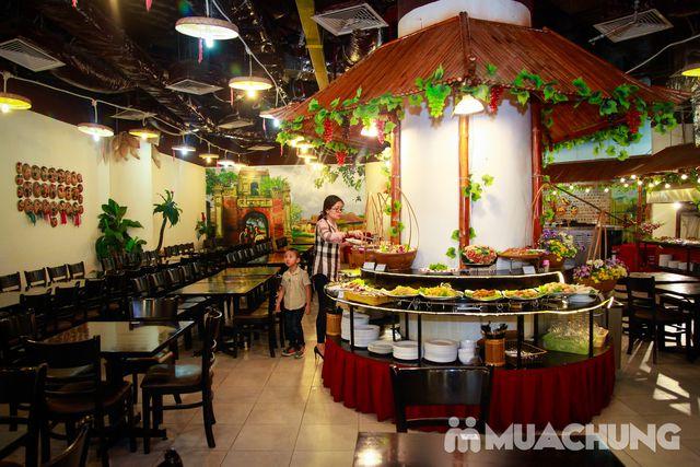 Thưởng thức Buffet Vườn tại TTTM Royal City - 30