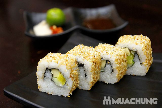 Buffet lẩu& sushi Yaki Times Ciy thơm ngon đặc sắc - 34