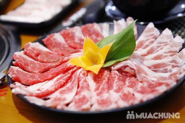 Buffet lẩu& sushi Yaki Times Ciy thơm ngon đặc sắc - 24