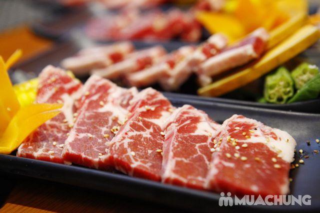 Buffet lẩu& sushi Yaki Times Ciy thơm ngon đặc sắc - 20