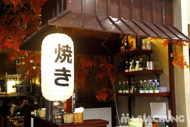 Buffet lẩu& sushi Yaki Times Ciy thơm ngon đặc sắc - 55