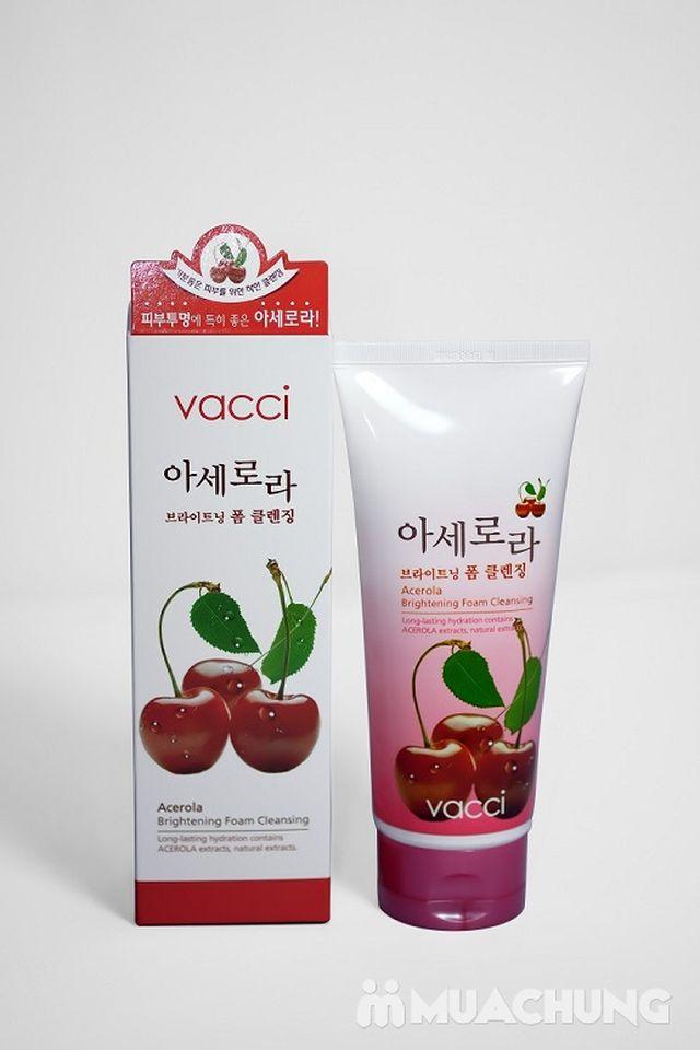 Sữa rửa mặt Vacci Hàn Quốc - 2