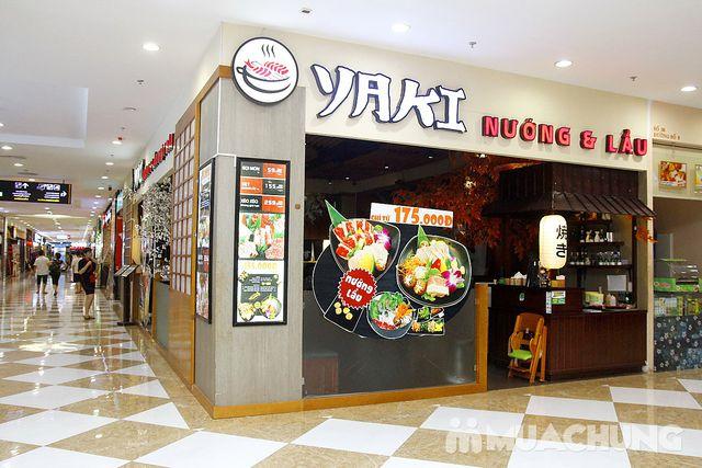 Buffet lẩu& sushi Yaki Times Ciy thơm ngon đặc sắc - 52