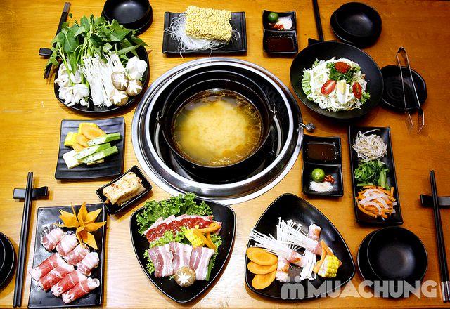 Buffet lẩu& sushi Yaki Times Ciy thơm ngon đặc sắc - 11