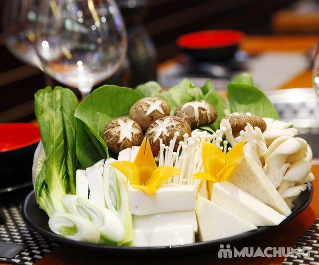Buffet lẩu& sushi Yaki Times Ciy thơm ngon đặc sắc - 47