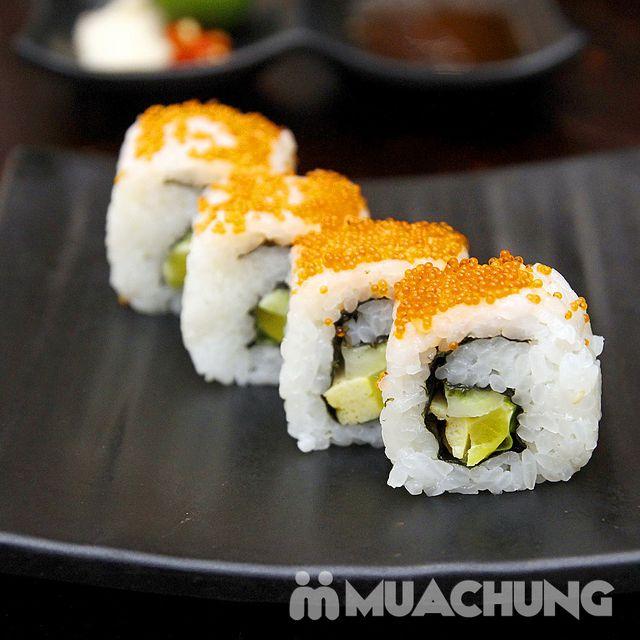 Buffet lẩu& sushi Yaki Times Ciy thơm ngon đặc sắc - 35