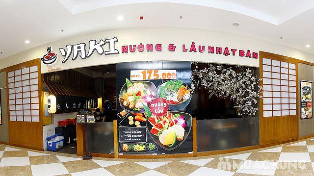 Buffet lẩu& sushi Yaki Times Ciy thơm ngon đặc sắc - 53