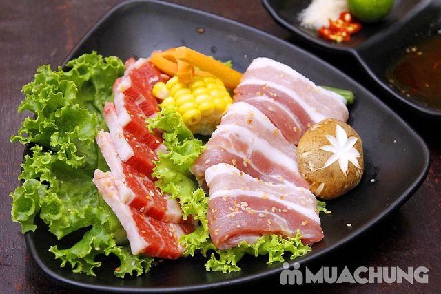 Buffet lẩu& sushi Yaki Times Ciy thơm ngon đặc sắc - 45