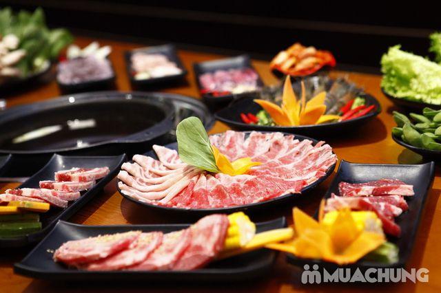 Buffet lẩu& sushi Yaki Times Ciy thơm ngon đặc sắc - 14